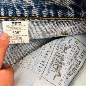 Levi's Shorts - VTG Levi's Cut Off High Rise Jean Shorts